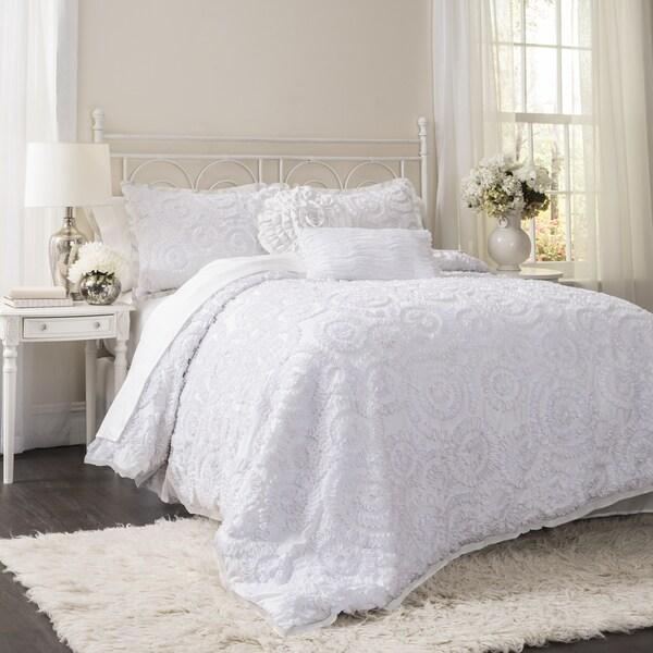 Lush Decor Stella 3-piece Comforter Set
