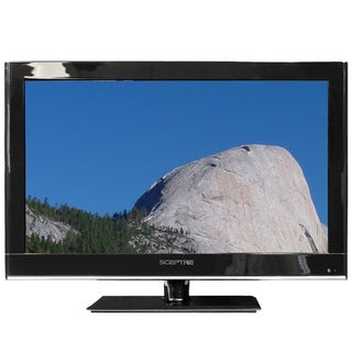 SCEPTRE 32-inch LED HDTV with Ultra Slim Metal Brush Bezel (Refurbished)