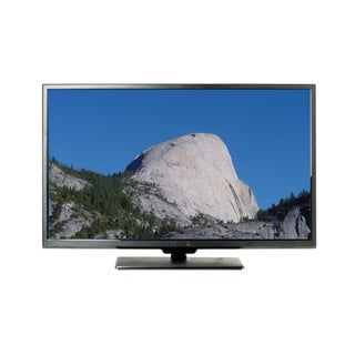 SCEPTRE 40-inch LED HDTV with Ultra Slim Metal Brush Bezel (Refurbished)