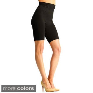 Memoi Women's SlimMe High Waist Thigh Shaper