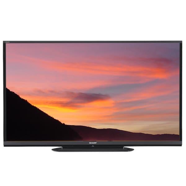 Sharp Aquos HD 70-inch Smart LED TV with Wi-fi (Refurbished)