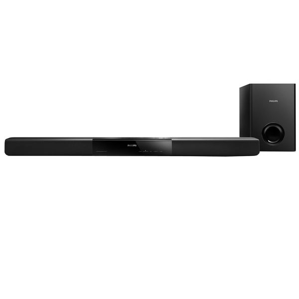 Philips 0.5-inch 2.1 Channel Soundbar with Subwoofer (Refurbished)