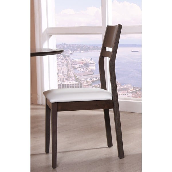 Brayden Grey Wood-veneer Dining Chairs (Set of 2)