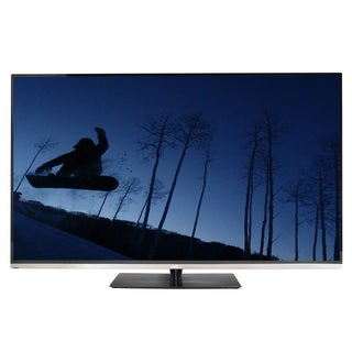 JVC 50-inch 1080P 120hz LED with Smart TV and Wi-fi (Refurbished)