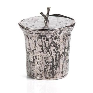 Artisian Aluminum Ice Bucket with Lid