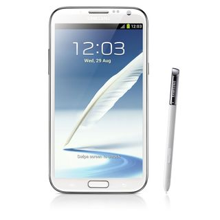 Samsung White Galaxy Note AT&T Unlocked GSM 4G LTE Android Phone