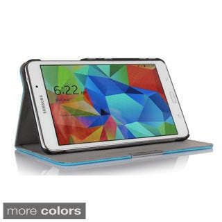 GearIT 360 Spinner Folio Rotating Case Cover for Samsung Galaxy Tab 4 7.0 SM-T230