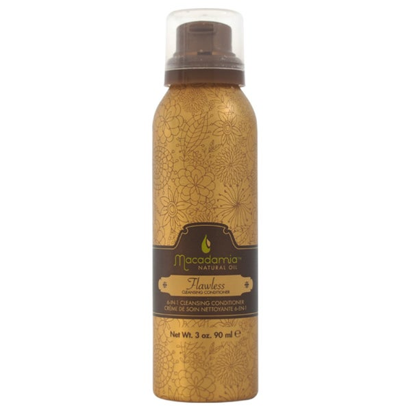 Macadamia Flawless Cleansing 3-ounce Foam