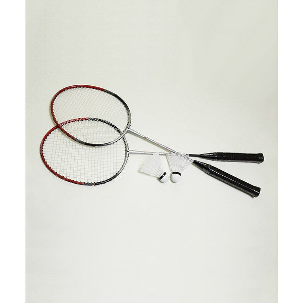 Sports Pro Twin Metal Badminton Set