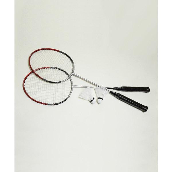 Sports Pro Twin Metal Badminton Set