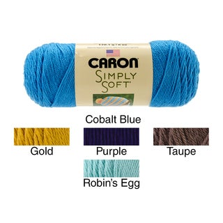 Simply Soft Yarn Solids