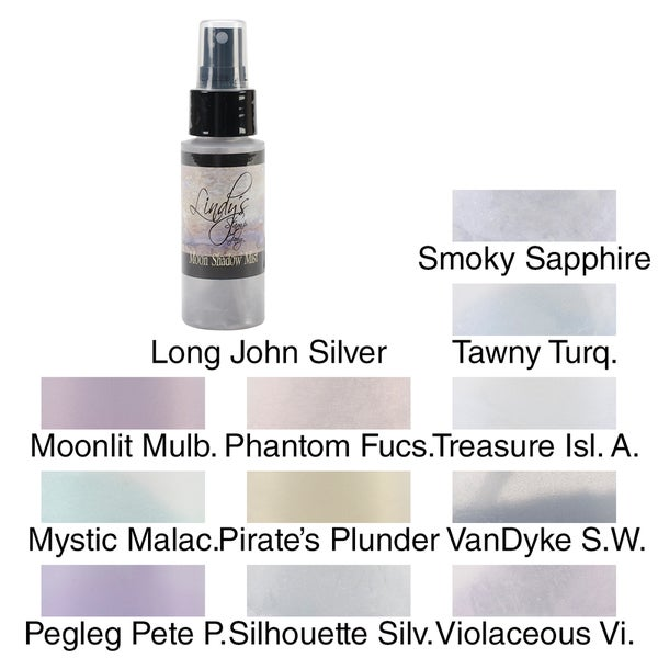 Lindy's Stamp Gang Moon Shadow Mist 2oz Bottle 13706921