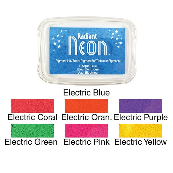 Radiant Neon Ink Pad