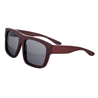 Earth 'Hermosa 097r' Natural Wood Sunglasses