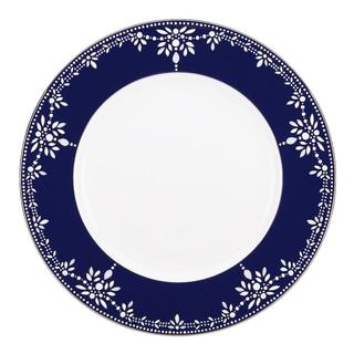 Lenox Marchesa Empire Pearl Indigo Dinner Plate