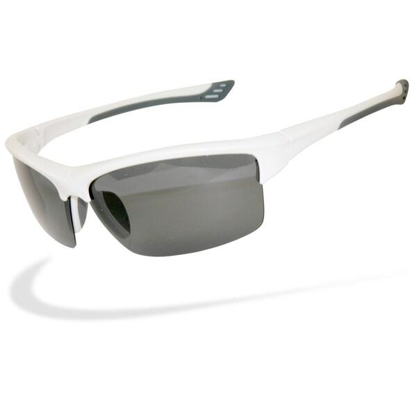 Piranha Men's 'Cross training II' Sport Sunglasses 13707437