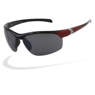 Piranha Men's 'Matrix' Sport Sunglasses