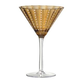 Celebration Amber (Set of 4) Martini