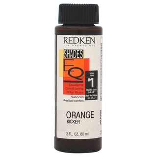 Redken Shades EQ Color Gloss Orange Kicker 2-ounce Hair Color