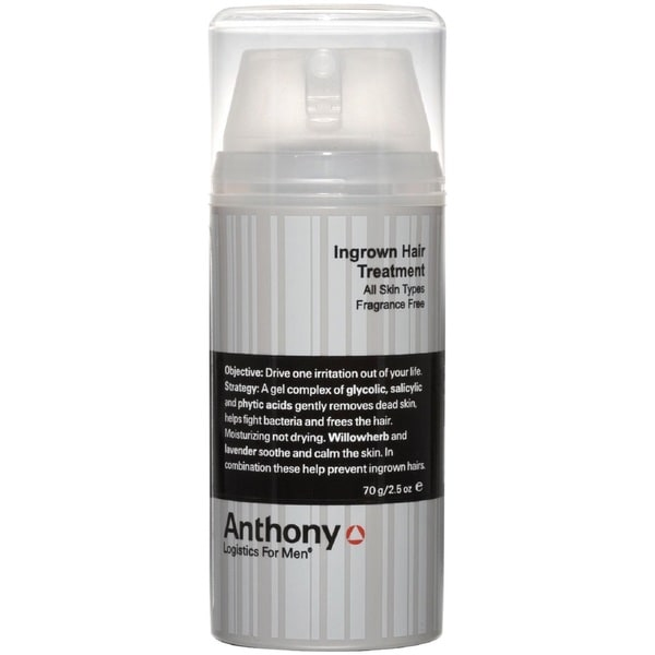 Anthony Logistics for Men Ingrown 2.5-ounce Hair Treatment