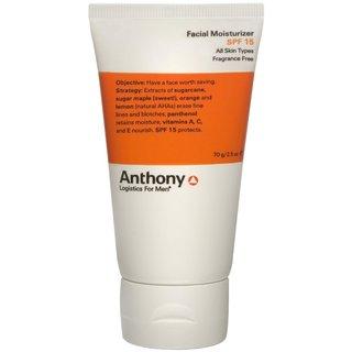 Anthony Logistics for Men 2.5-ounce SPF 15 Facial Moisturizer