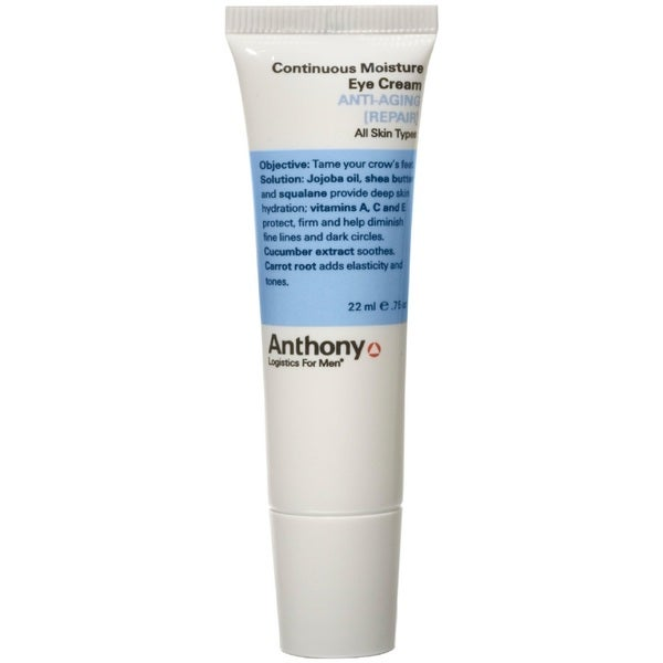 Anthony Logistics for Men Continuous Moisture 0.75-ounce Eye Cream