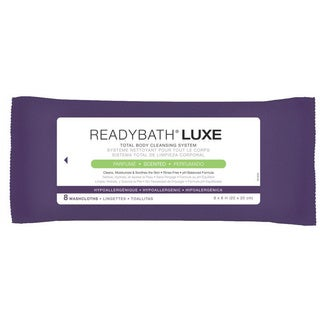 ReadyBath Luxe Heavy Weight Scented Cleansing Cloths (192 Count)