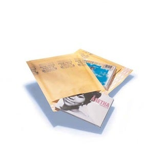 """Kraft Bubble Mailers Padded Mailing Envelopes #4 (9.5"""" x 14.5"""") (Pack of 100)"""