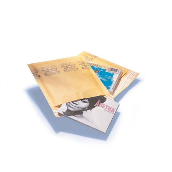 """Kraft Bubble Mailers Padded Mailing Envelopes #2 (8.5"""" x 12"""") (Pack of 900)"""