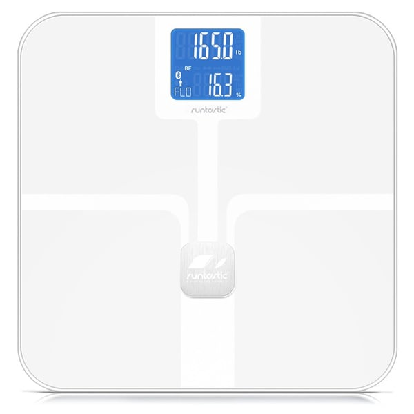 Runtastic Libra White BT Smart Scale