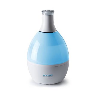 Tribest Humio Humidifier with Aromatherapy/Color Changing LED Lighting