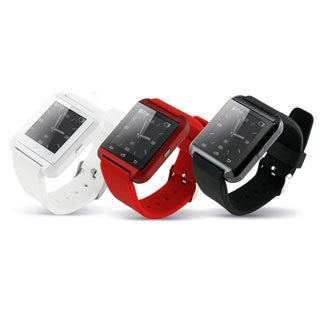 Gearonic New Bluetooth Smart Watch Wrist Phone with Mic for Smart Phones