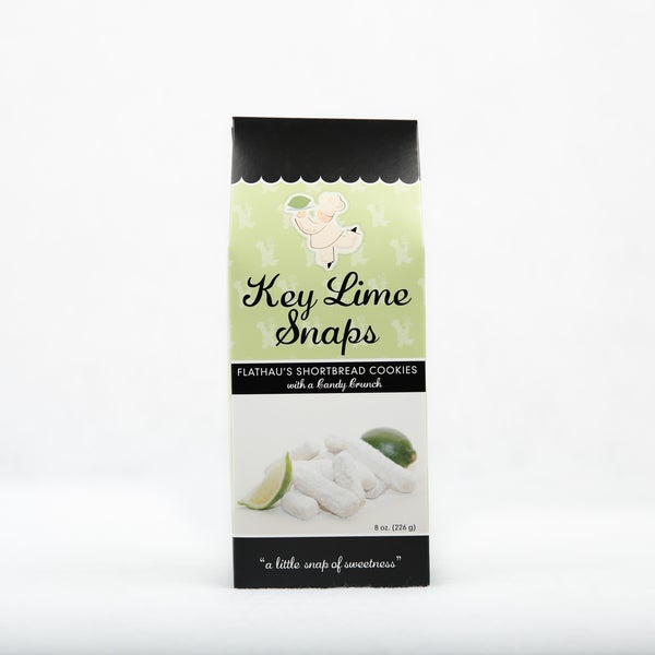 Flathau's Fine Foods Key Lime Shortbread Cookies