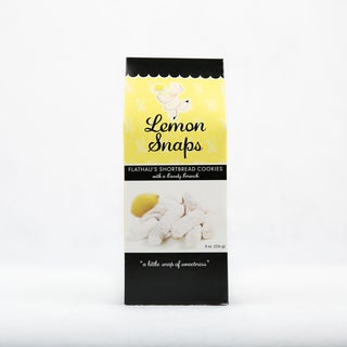 Flathau's Fine Foods Lemon Shortbread Cookies