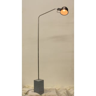 Urban Design Single-light Aged Bronze Floor Lamp
