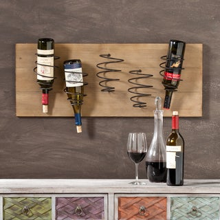Upton Home Bremen Wall Mount Wine Rack