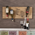 Upton Home Bremen Wall Mount Wine Rack