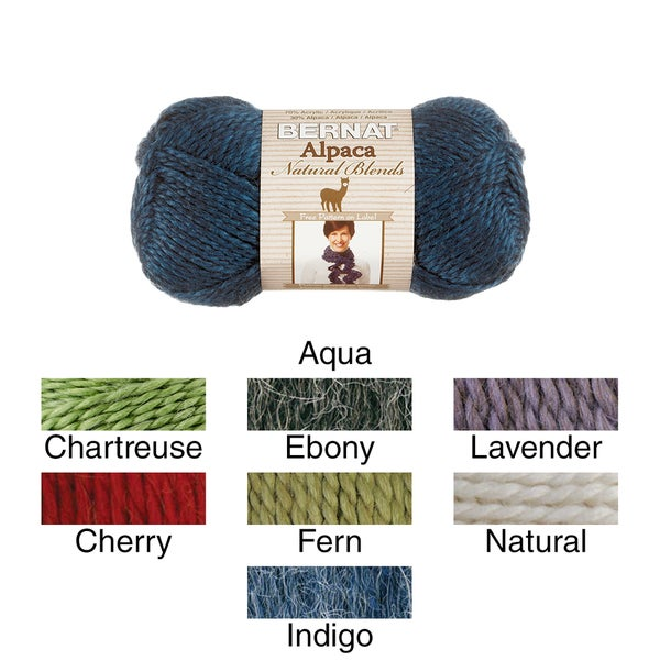 Alpaca Natural Blends Yarn