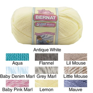 Softee Baby Yarn-Solids