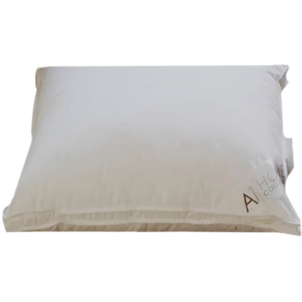 Jumbo 1.5-inch Gusset Hypoallergenic Microfiber Pillows (Set of 2)