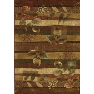 Carmel Harvest Rectangular Nylon Area Rug (3'3 x 5')