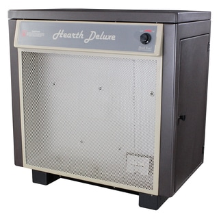 Hearth Deluxe Wood/ Coal Stove