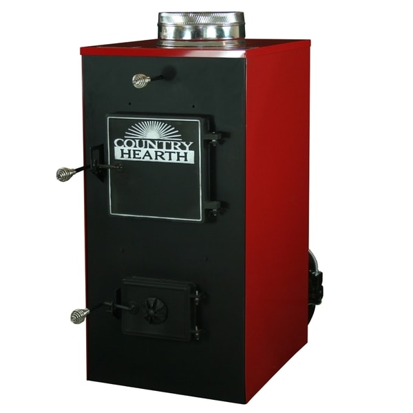 Wood and Coal Firebox with Draft Kit