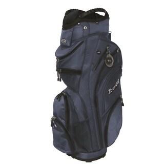 Tour Edge Max-D Solid Navy Cart Bag