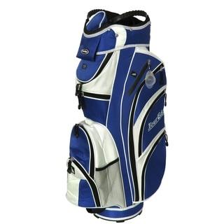 Tour Edge Max-D Royal Blue/ White Cart Bag