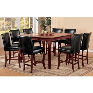 Bordeaux Contemporary Counter Height Dining Set