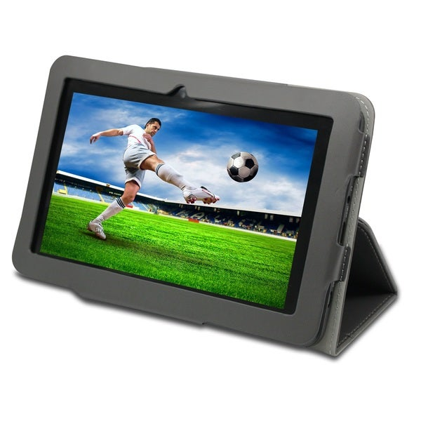 iView Black SupraPad 780-TPC 8GB 7-inch Dual-core Android 4.2 Tablet PC