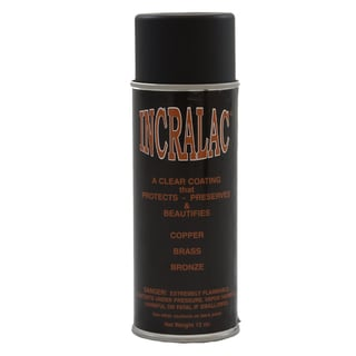 Incralac Spray Lacquer