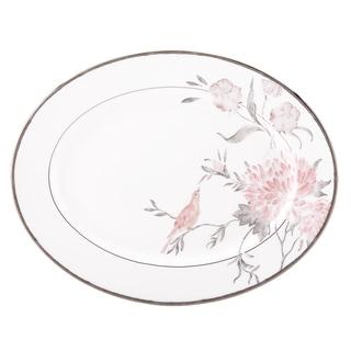Lenox Marchesa Spring Lark 13-inch Oval Platter