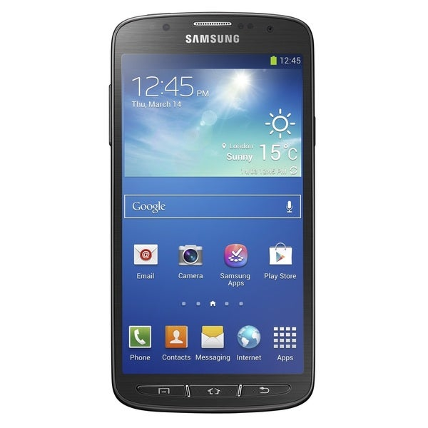 Samsung Galaxy Active I537 16GB AT&T Unlocked GSM 4G LTE Phone (Refurbished)